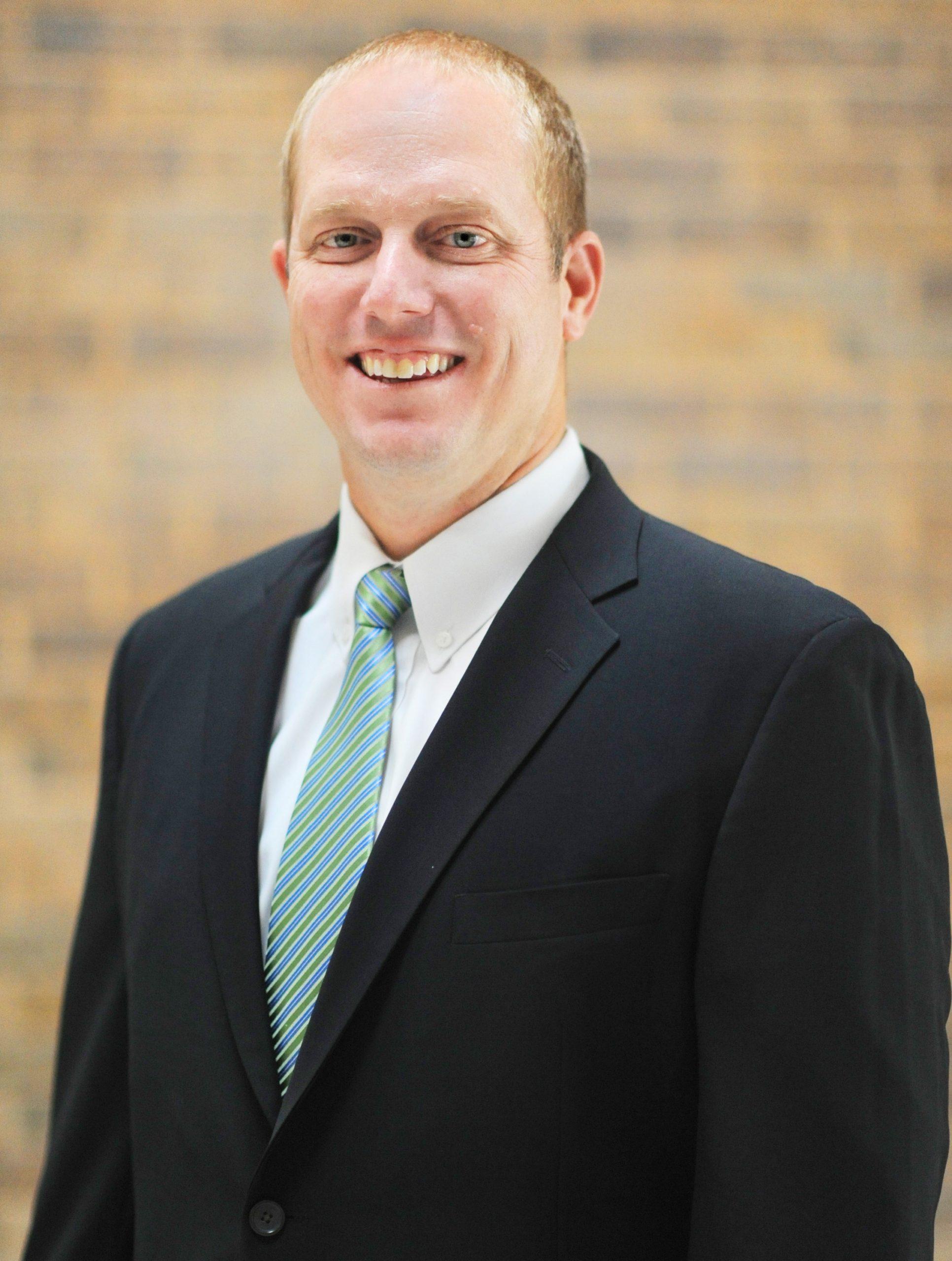 Brandon McDaniel, LEED AP